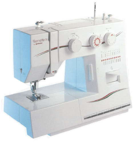 Bernina Bernette 50 / 60 / 70 / 75 Service Manual