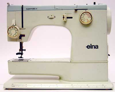 ELNA Star Series Workshop Service & Repair Manual