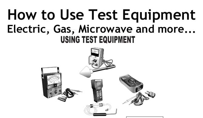 How to Use Test Equipment