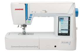 Janome Skyline S7 Sewing Machine Workshop Service Repair Manual