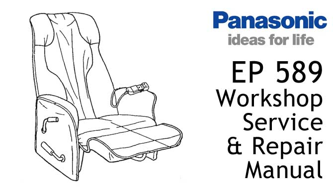 National - Panasonic EP 589 Workshop Service & Repair Manual