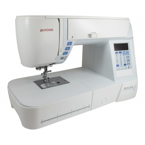 Janome Skyline S3 Sewing Machine Workshop Service Repair Manual